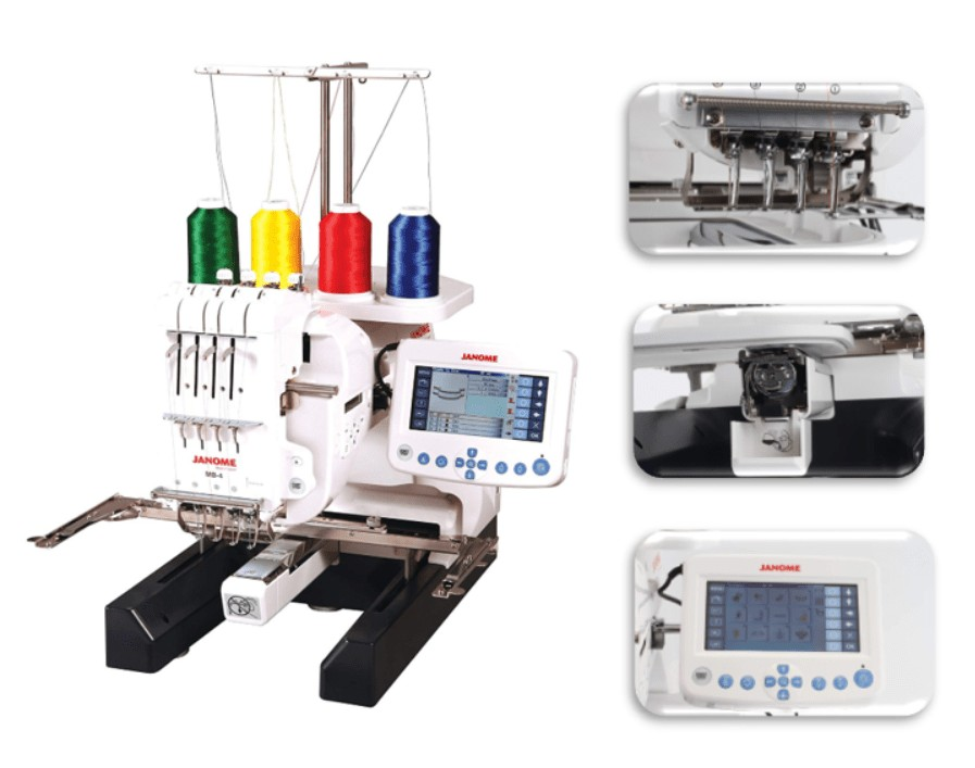 embroidery machine best for monogramming
