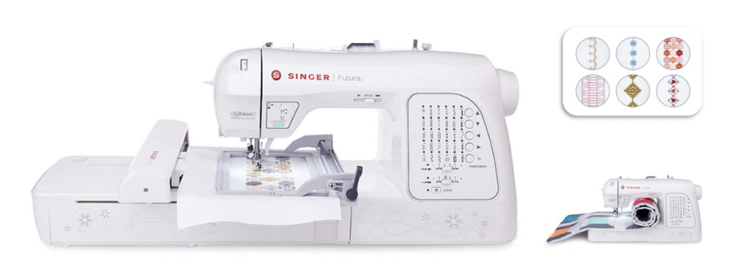 best cheap embroidery machine under 1000