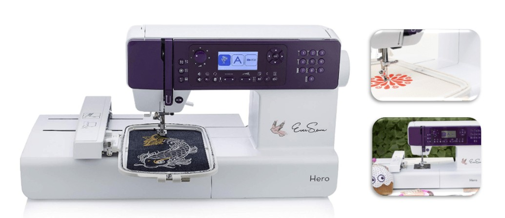 best embroidery sewing machine for beginners overall
