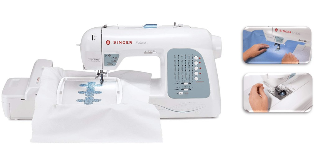 best commercial embroidery sewing machine for home use