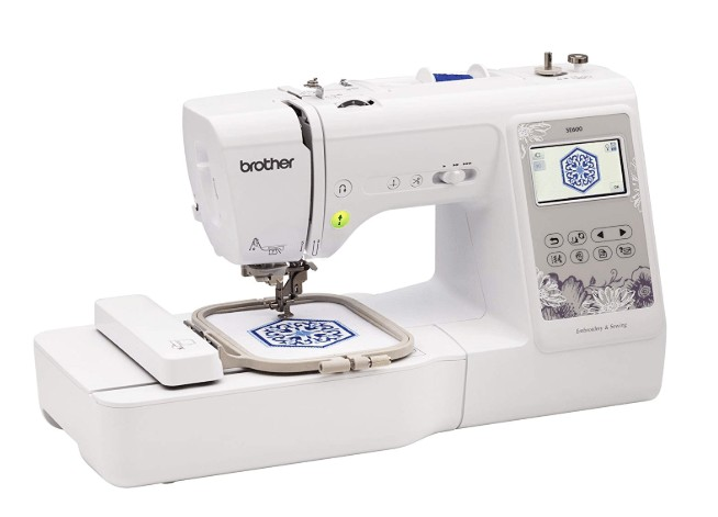 best cheap embroidery sewing machine for beginners