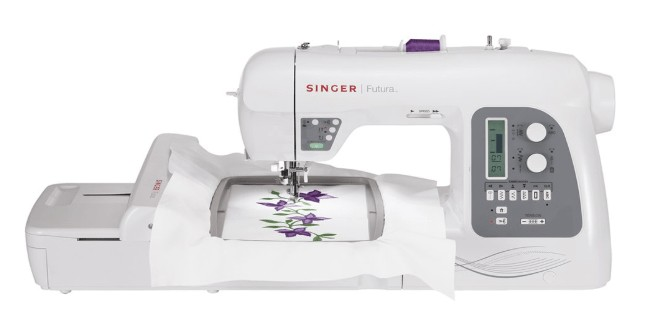 best home embroidery and sewing machine