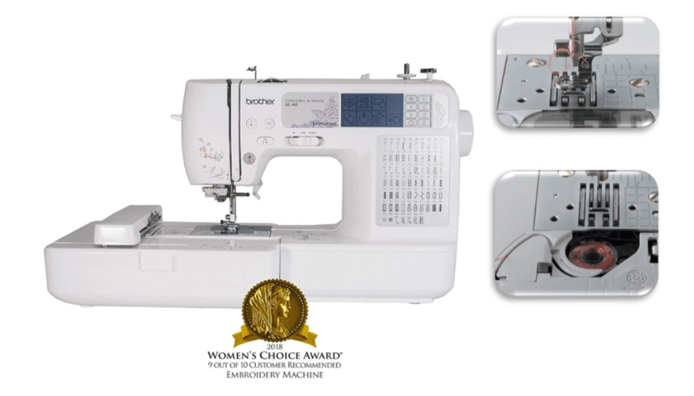 best logo embroidery machine for home use