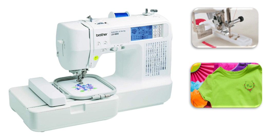 best embroidery sewing machine for home use for budget
