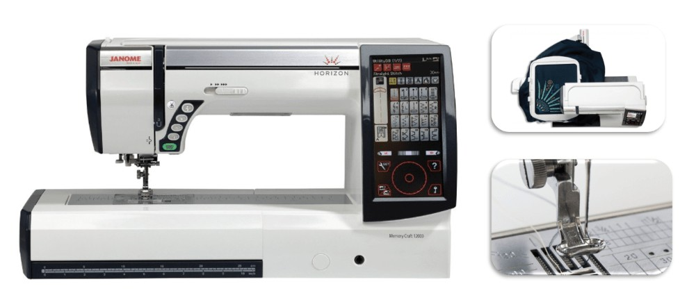 best janome machine for quilting