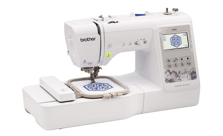 best custom design embroidery machine for logos