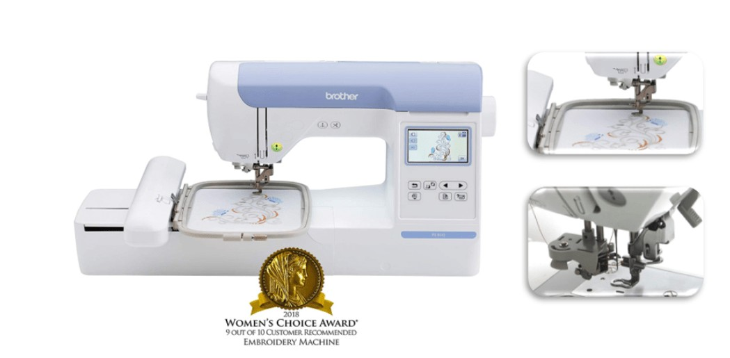 best home business embroidery machine for logos