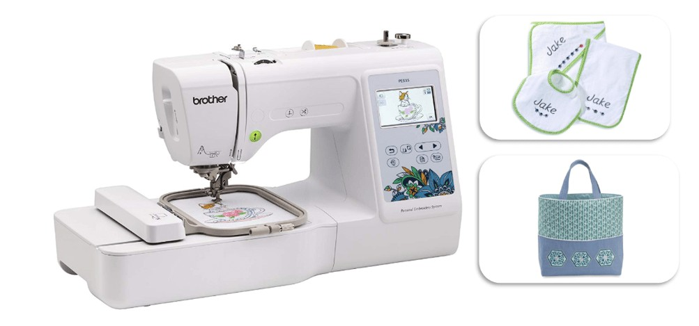 best cheap embroidery machine for logos