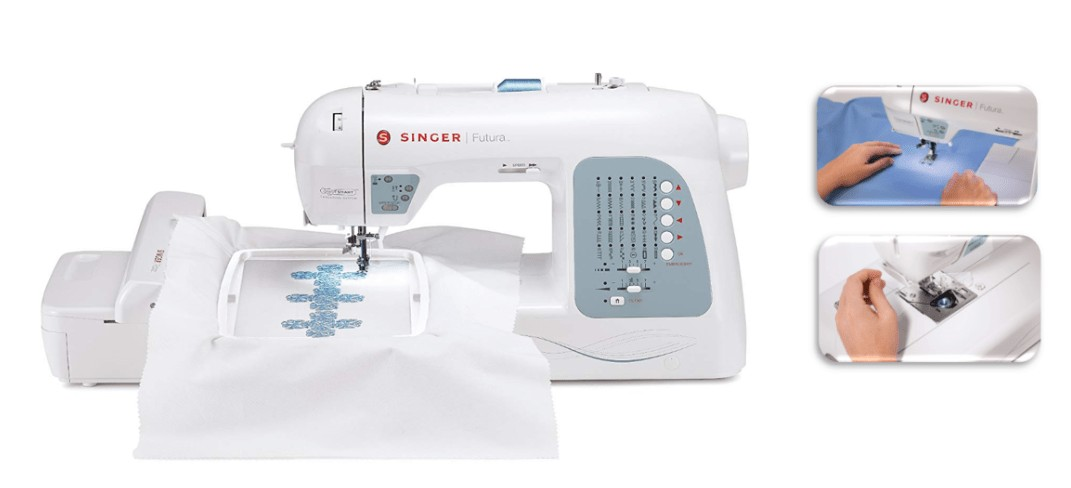 best embroidery machine for monogramming and home business