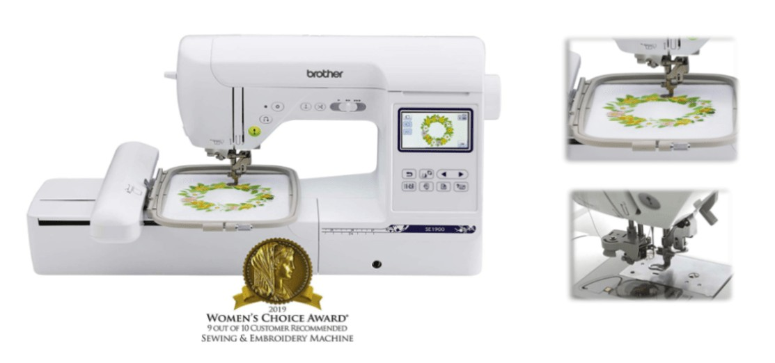 best home business embroidery machine for monograming