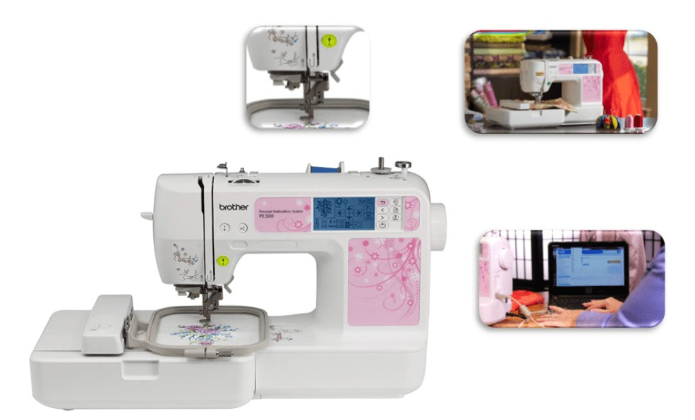 best monogramming embroidery machine for kids