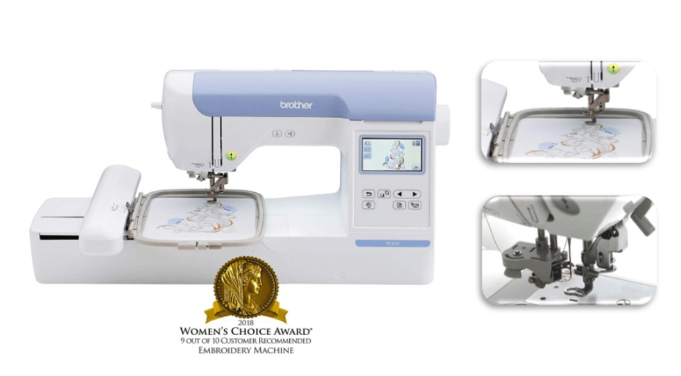 best embroidery machine for monogramming under 1000