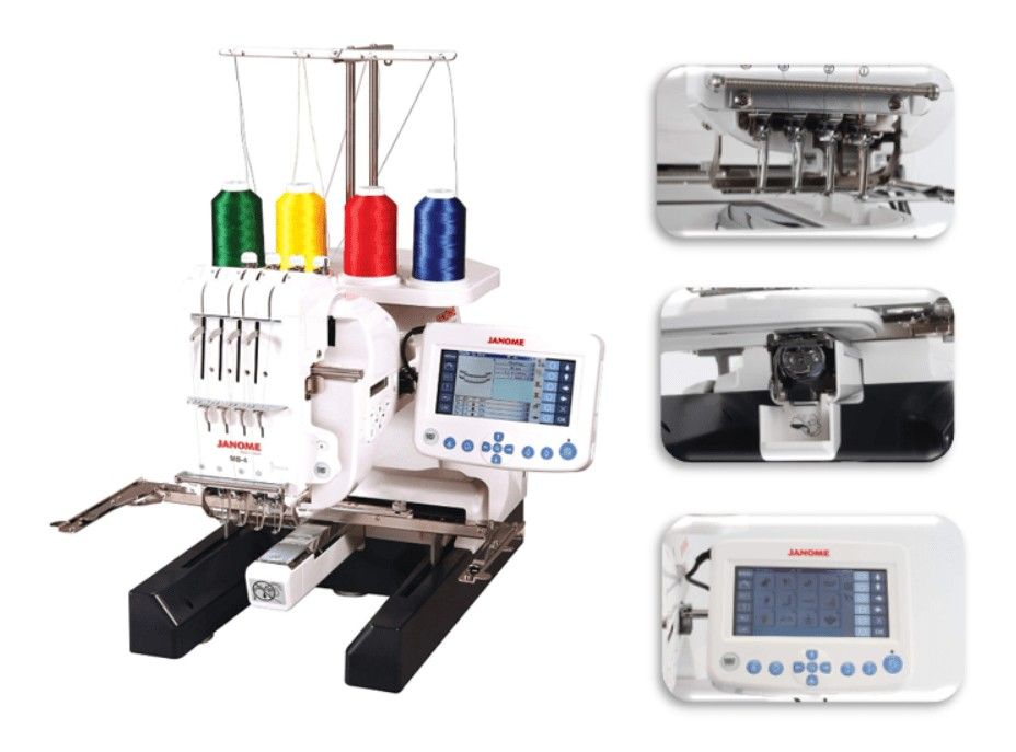 best multi needle embroidery machine for hats
