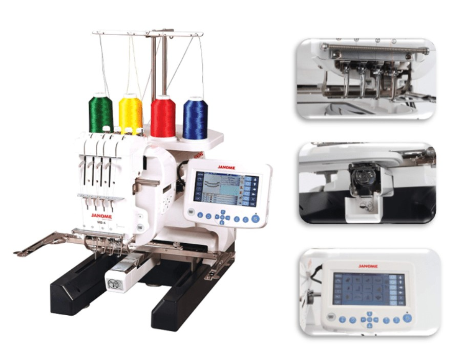 best embroidery machine for logs and hats