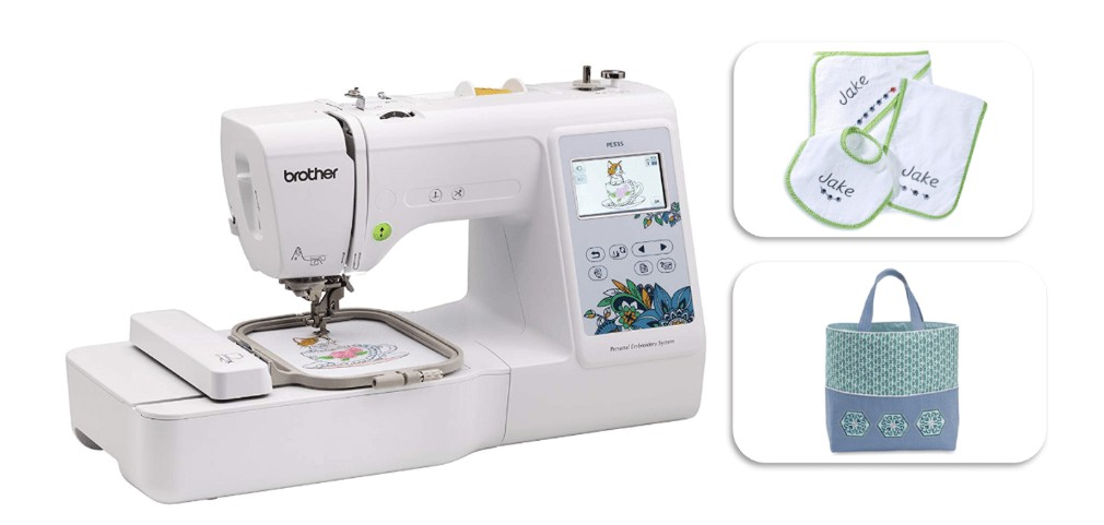 brother personal embroidery machine