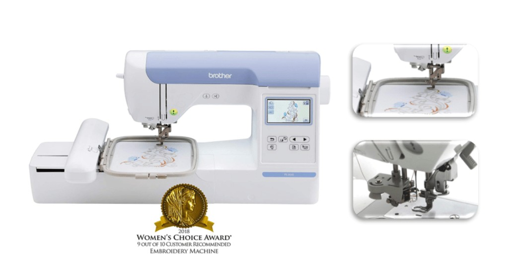 best embroidery machine for personal monogram