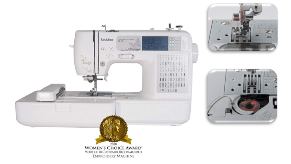 best small under 1000 embroidery machine
