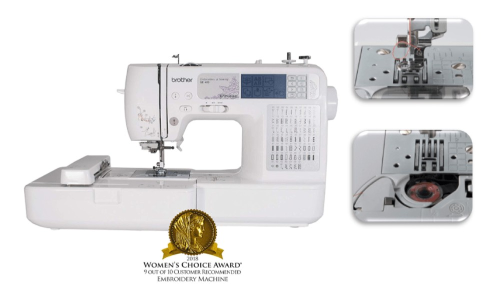 best home embroidery sewing machine for the portable
