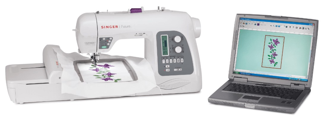 best home embroidery machine for quilting