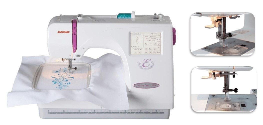 best under 1000 quilting and embroidery machine
