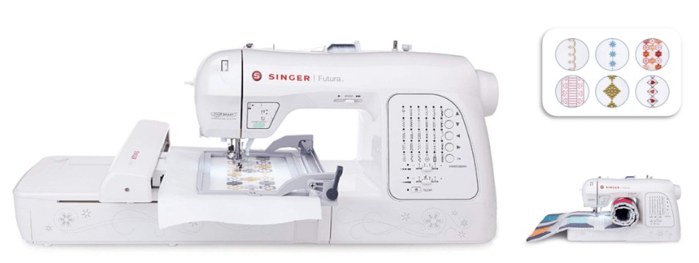 best singer embroidery machine price