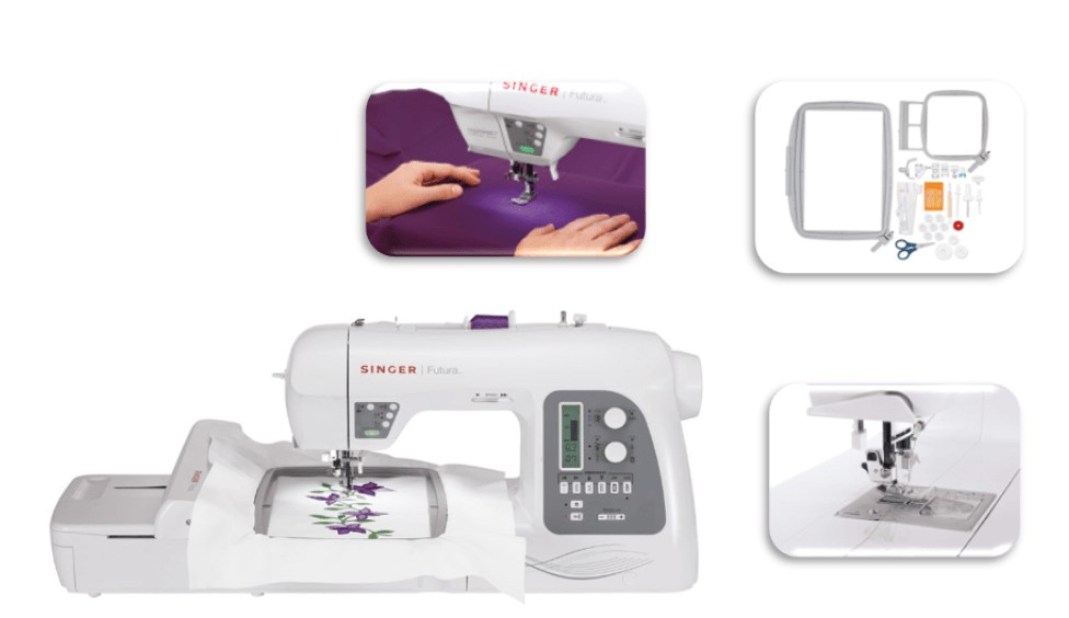 best singer computerized embroidery machine