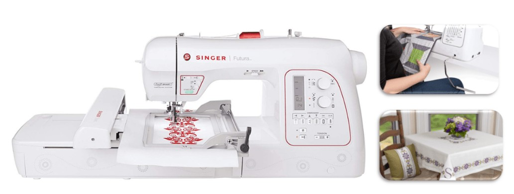 best singer embroidery machine for monogramming