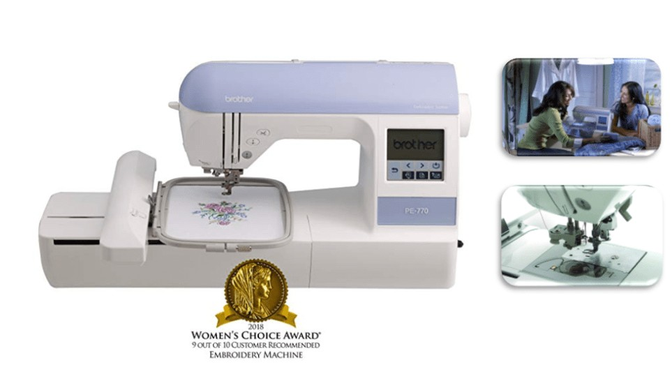 best logo embroidery machine for smmall business