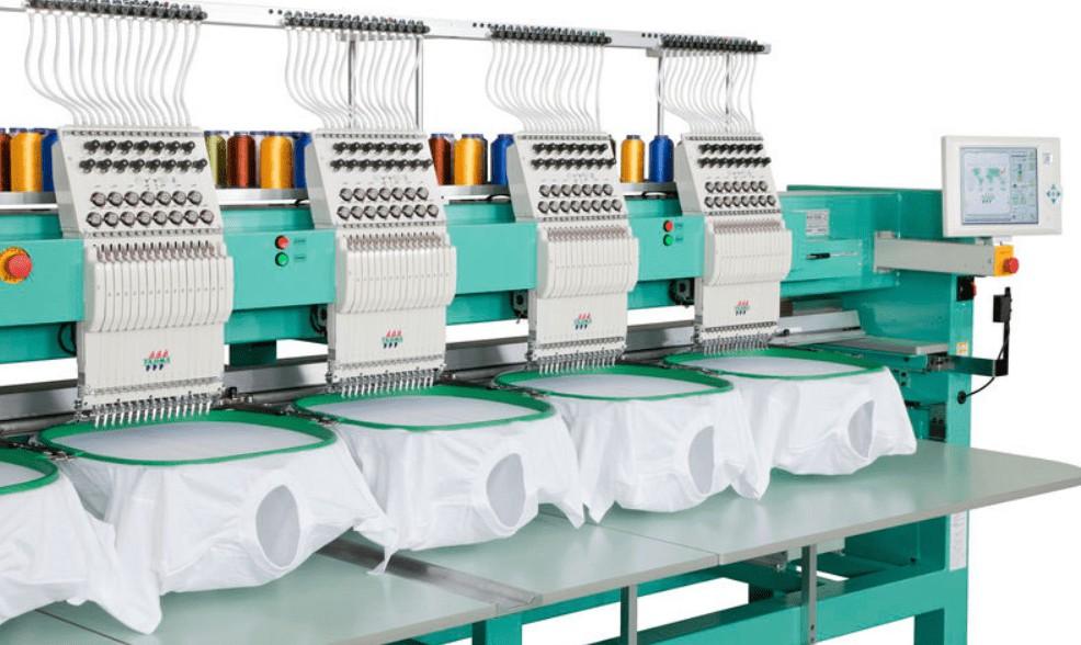 tajima industrial embroidery machine brand