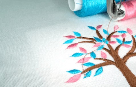 when we will need a small embroidery machine