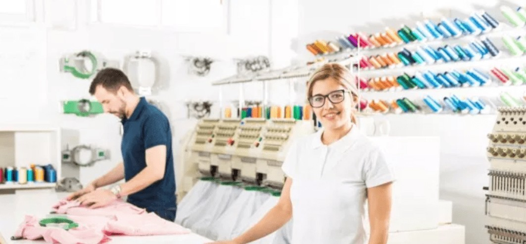 the benefits of starting an embroidery business