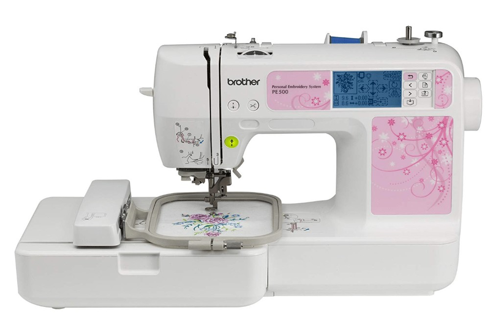 best brother automatic embroidery machine