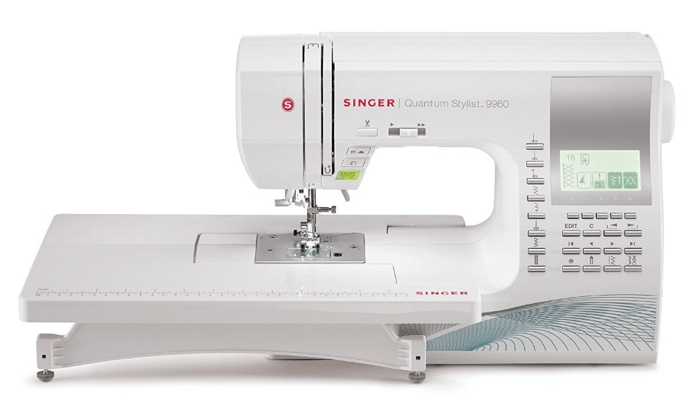 best computerized automatic embroidery machine