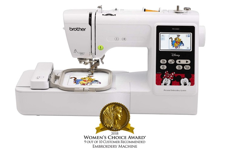 Disney single head embroidery machine reviews