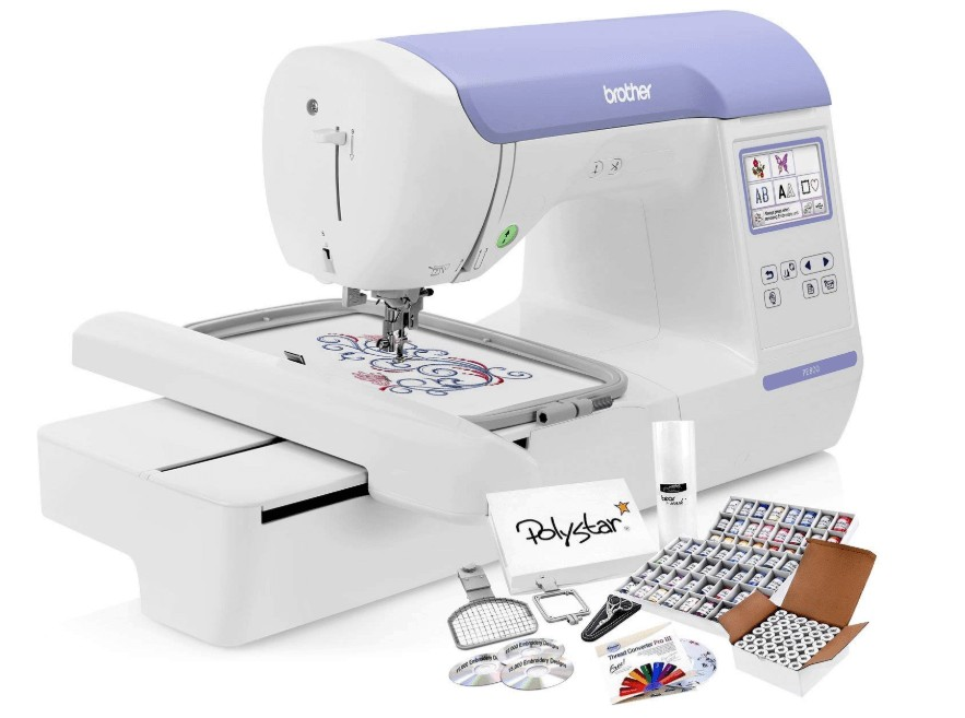 best machine for monogram business