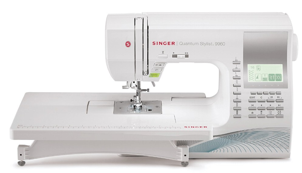 sewing and monogram machine