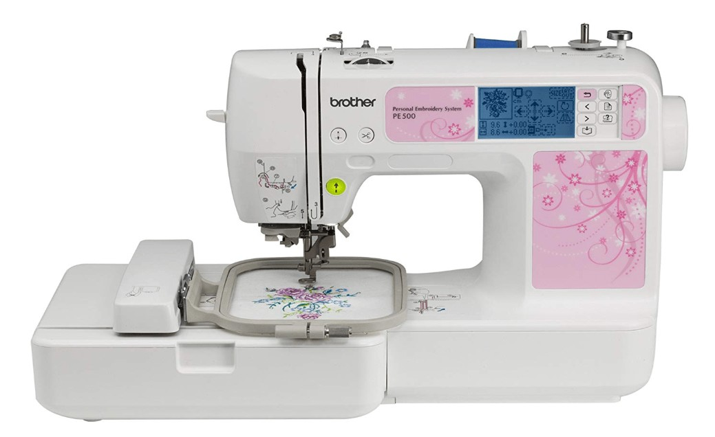 best embroidery only machine reviews