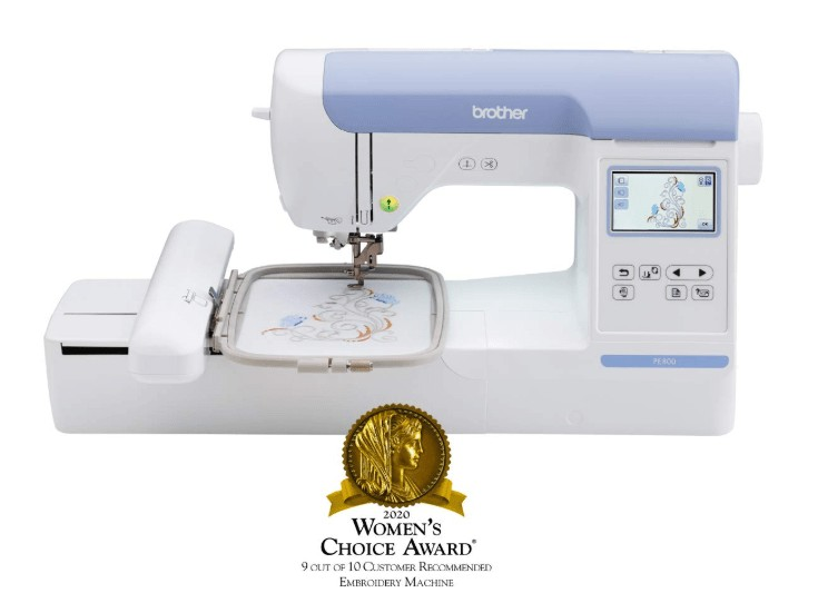 best single head embroidery machine