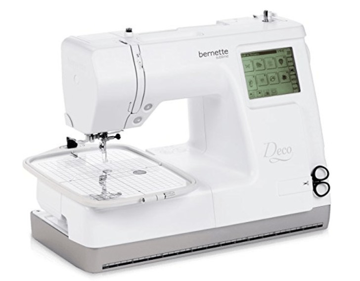 swiss design embroidery only machine