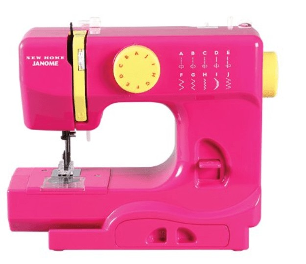 best janome sewing machine for girls