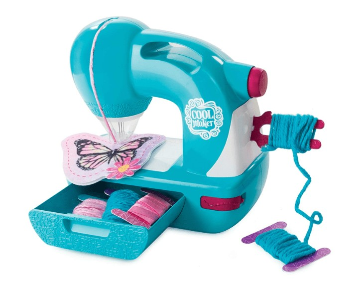 best little girls sewing machine