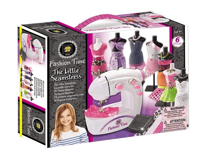 best girls sewing machine toy