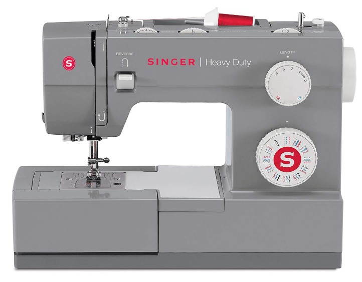 singer heavy duty automatic sewing machine