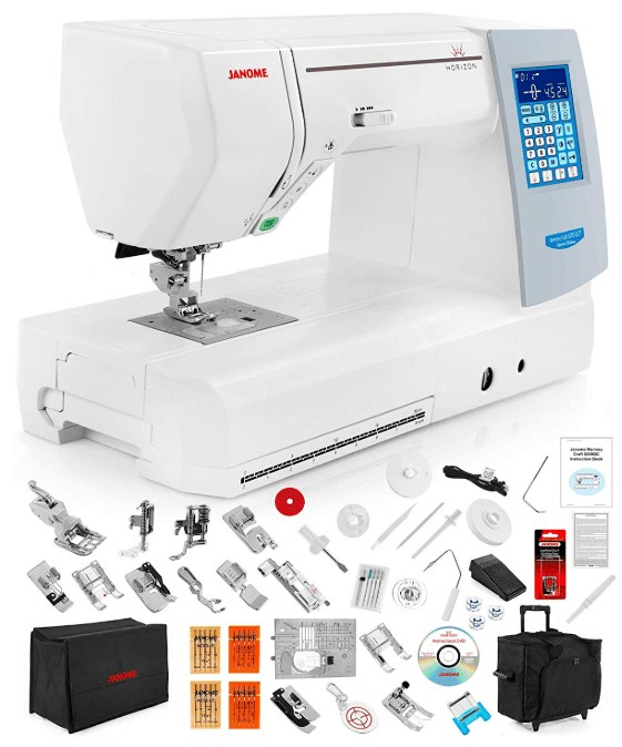 computerized sewing machine reviews