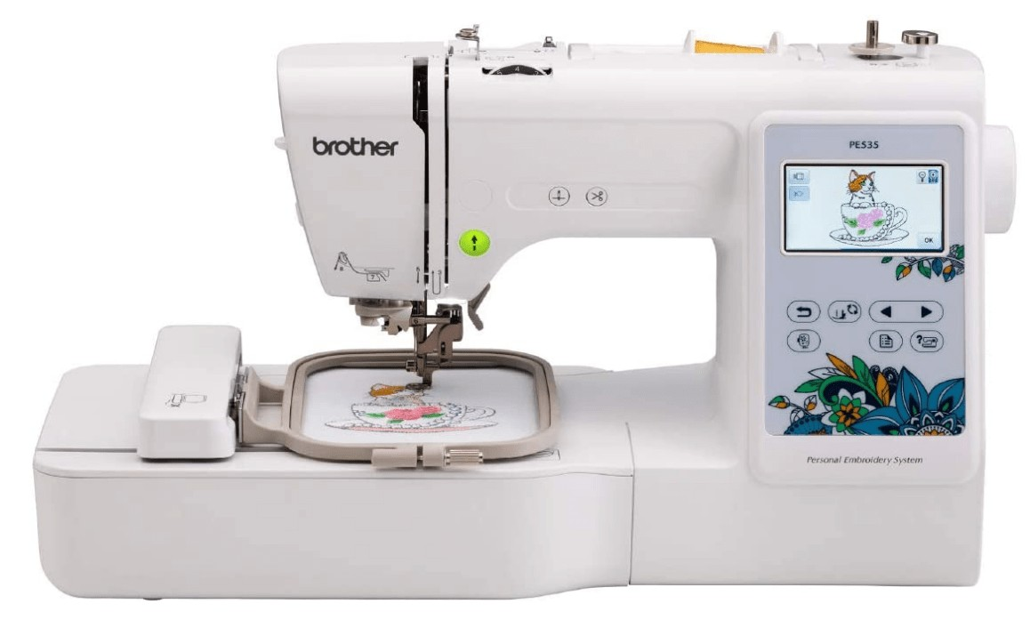 best affordable embroidery machine