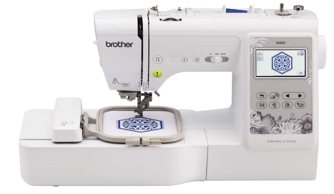 best computerized affordable embroidery machine