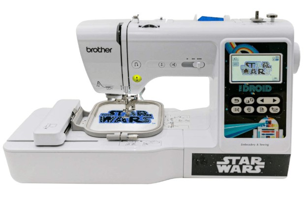 best embroidery and sewing machine