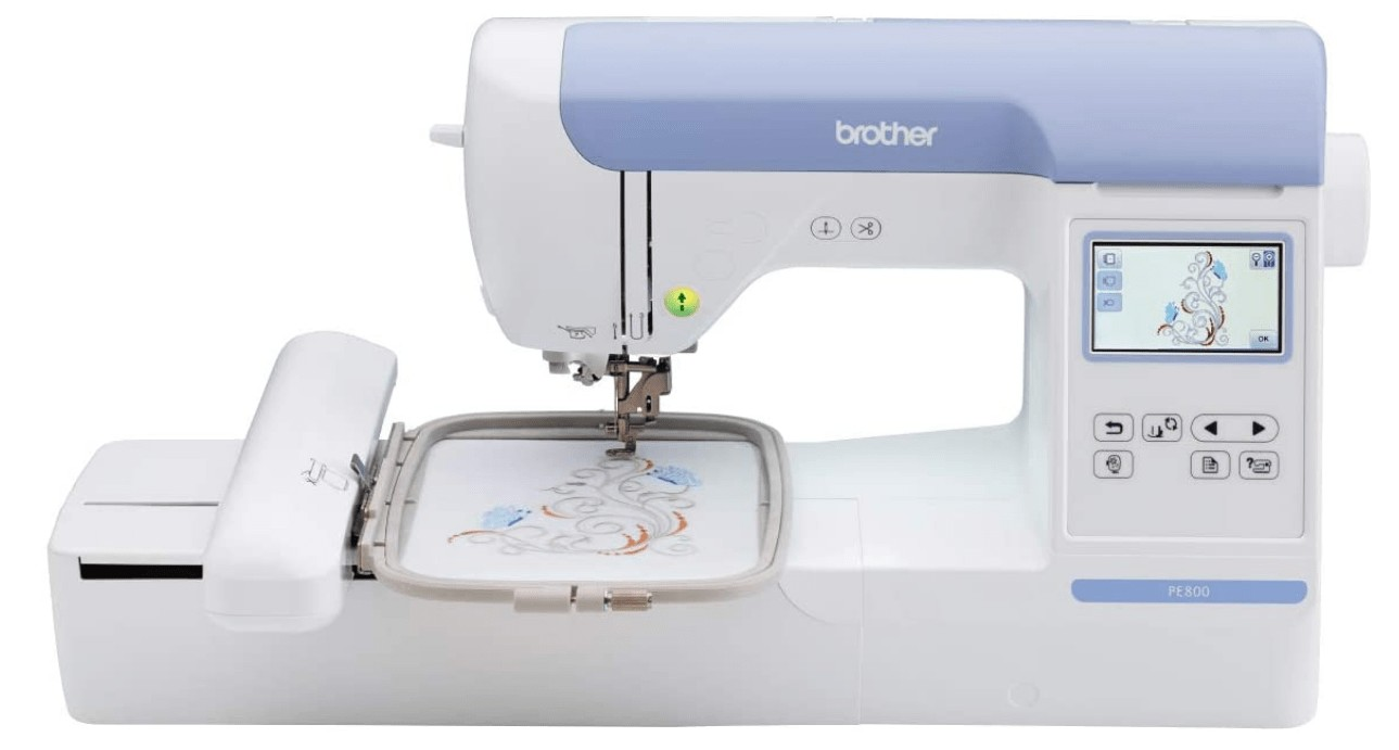 best embroidery machine under $1500 for small business