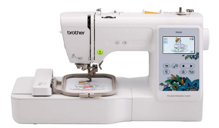 best embroidery only machine