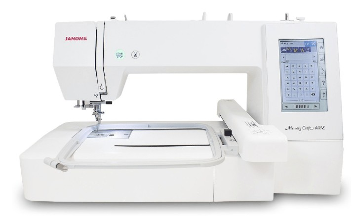 best heavy duty embroidery machine